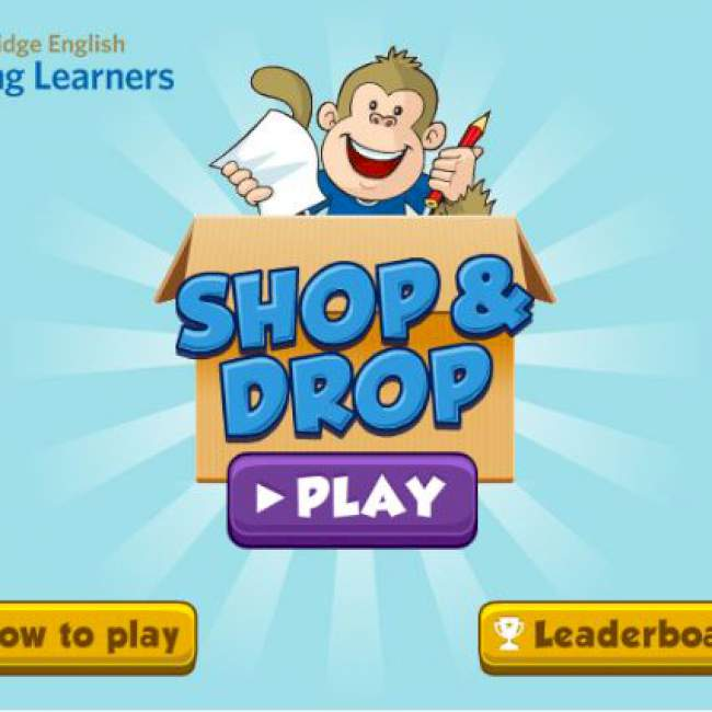 Play Shop and Drop